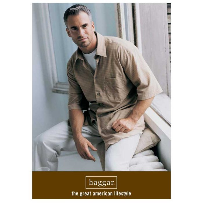 haggar-advert